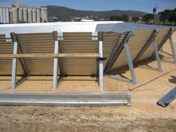 Power Plastics Grain Storage Solutions