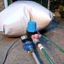 The Power Plastics Rainwater Harvester