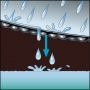 VapourGuard - collect rainfall