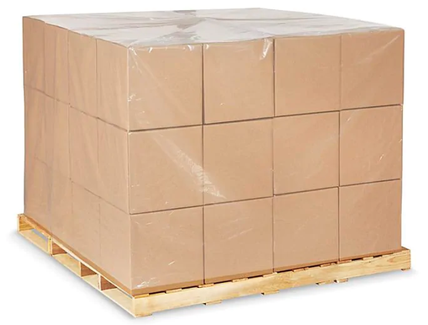 Pallet Cover Clear